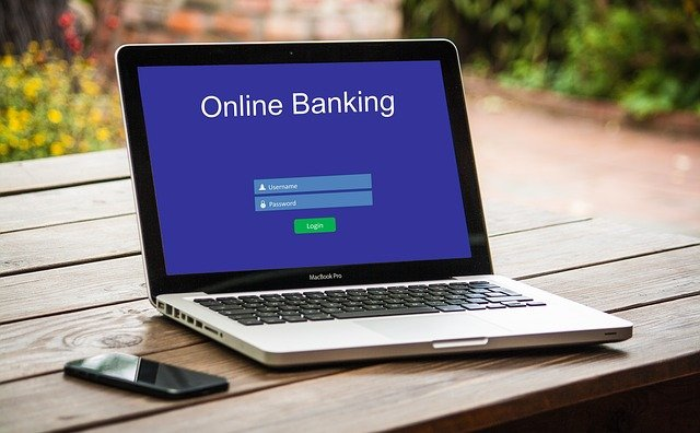 Data sniffing and online banking