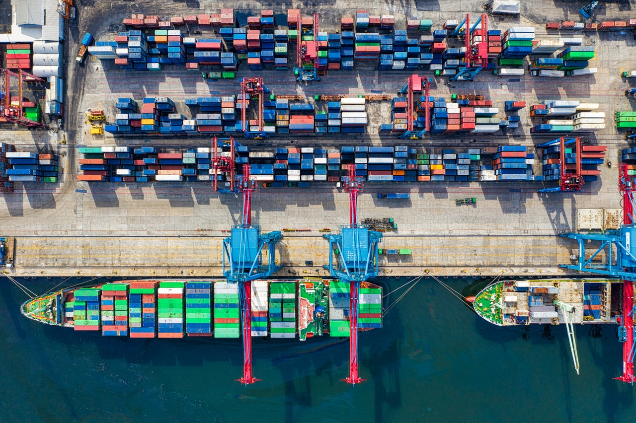 Enhancing Supply Chain Management is one of blockchain applications
