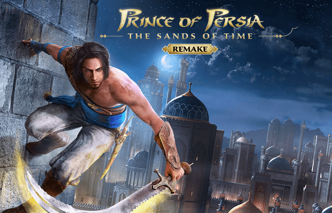 Prince of Persia: The Sands of Time remake was postponed for a later date this year.