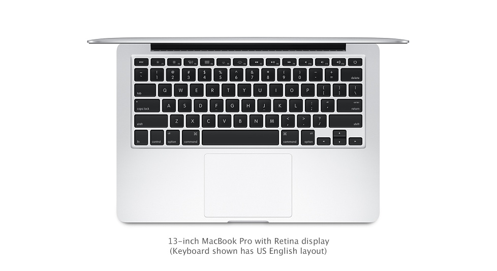تصميم Apple 13-inch MacBook (Retina) (2)