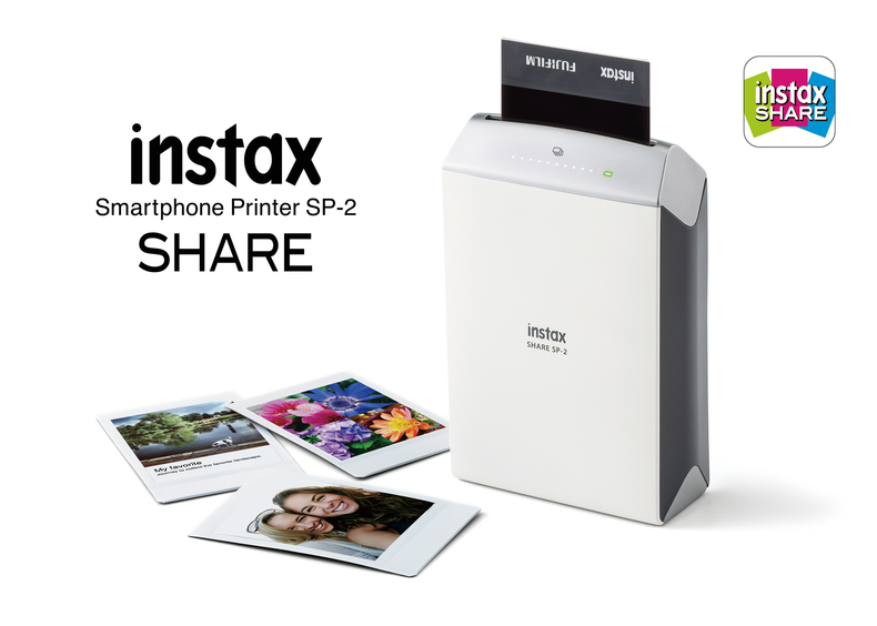 Fujifilms Instax Share Sp 2 A Pocket Printer For Phones And