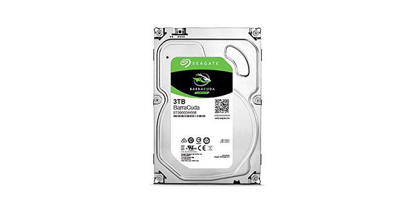 Seagate 3TB 7200RPM BarraCuda | Dealna