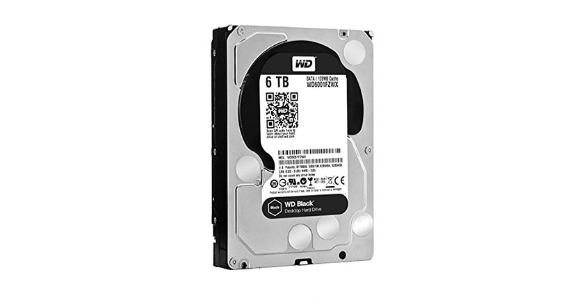 WD Black 6TB | Dealna