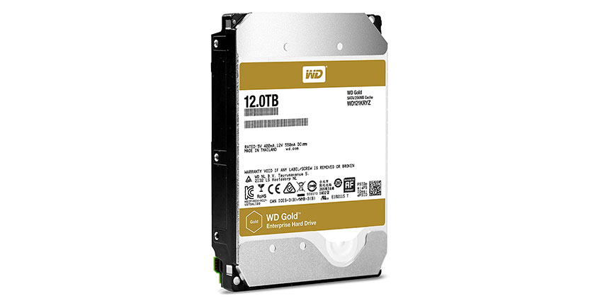 WD Gold 12TB Enterprise Class | Dealna