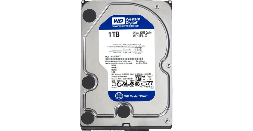 Western Digital WD Blue 1TB | Dealna