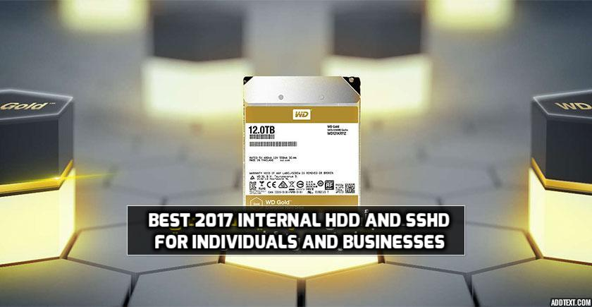 Best internal and external HHD and SSHD in 2017 | Dealna