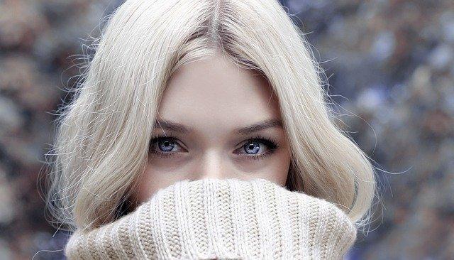 couleur Blond polaire
