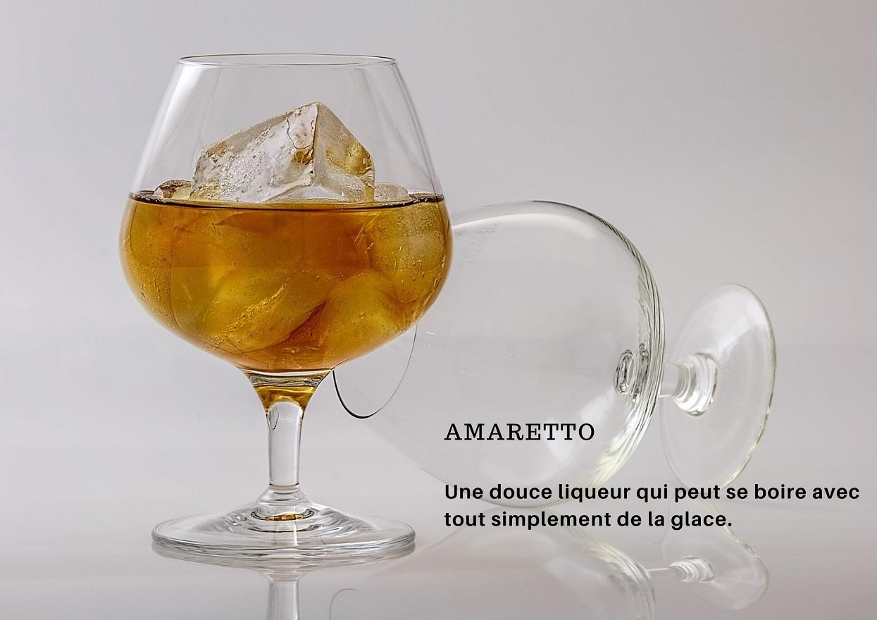 liqueur Amaretto