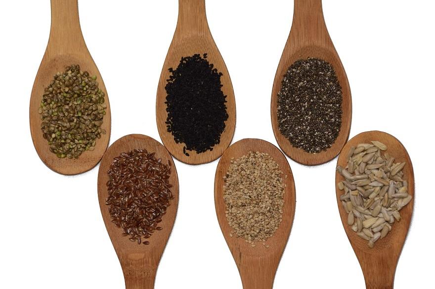 different type graine de chia