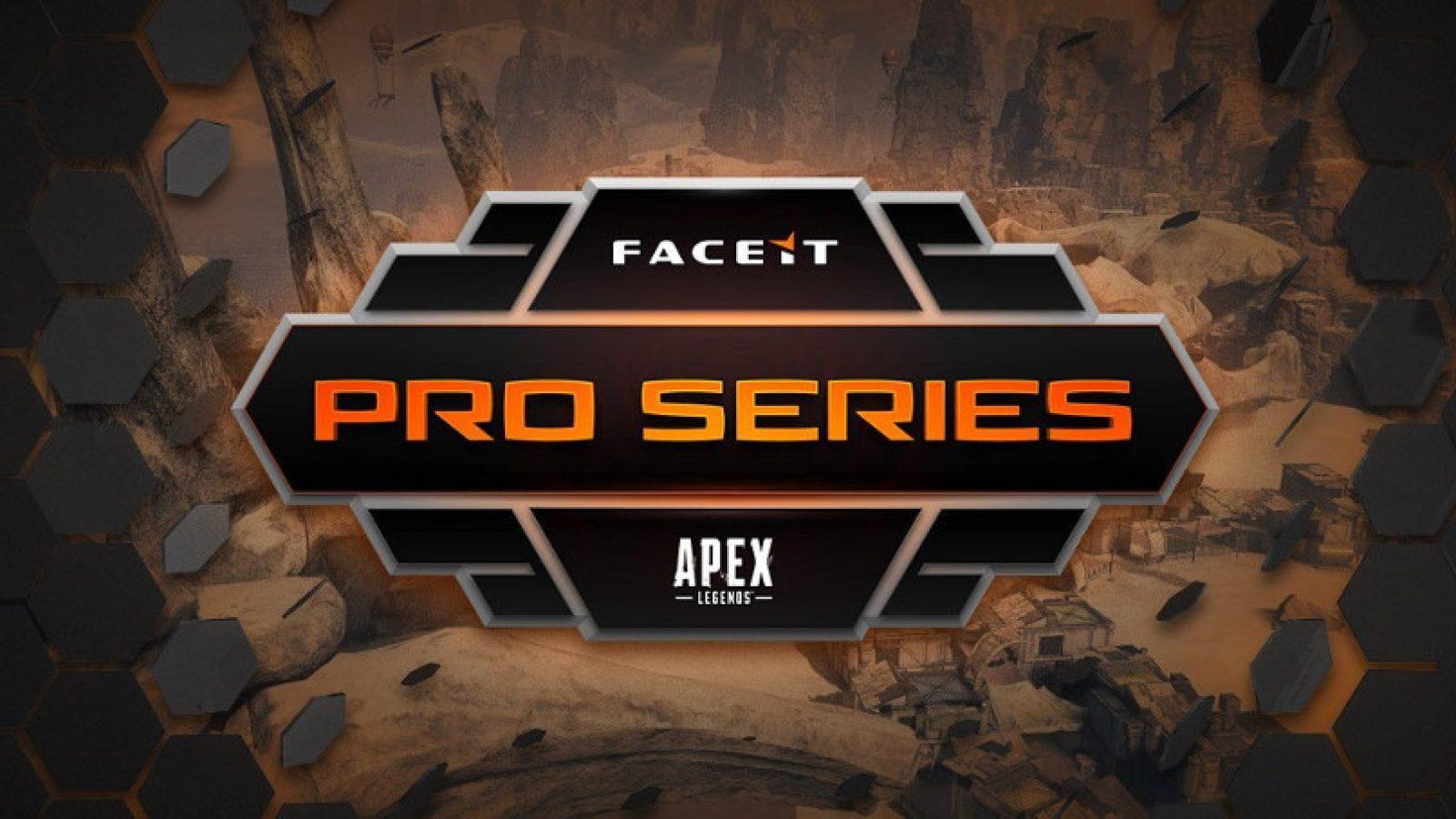 Faceit organiza la pro series de Apex Legends