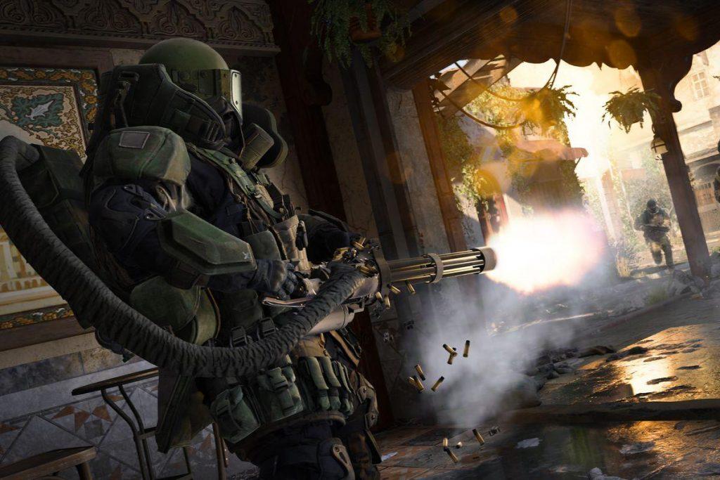 Juggernaut en Warzone