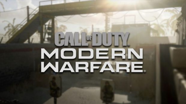 Loco de Call of Duty Modern Warfare