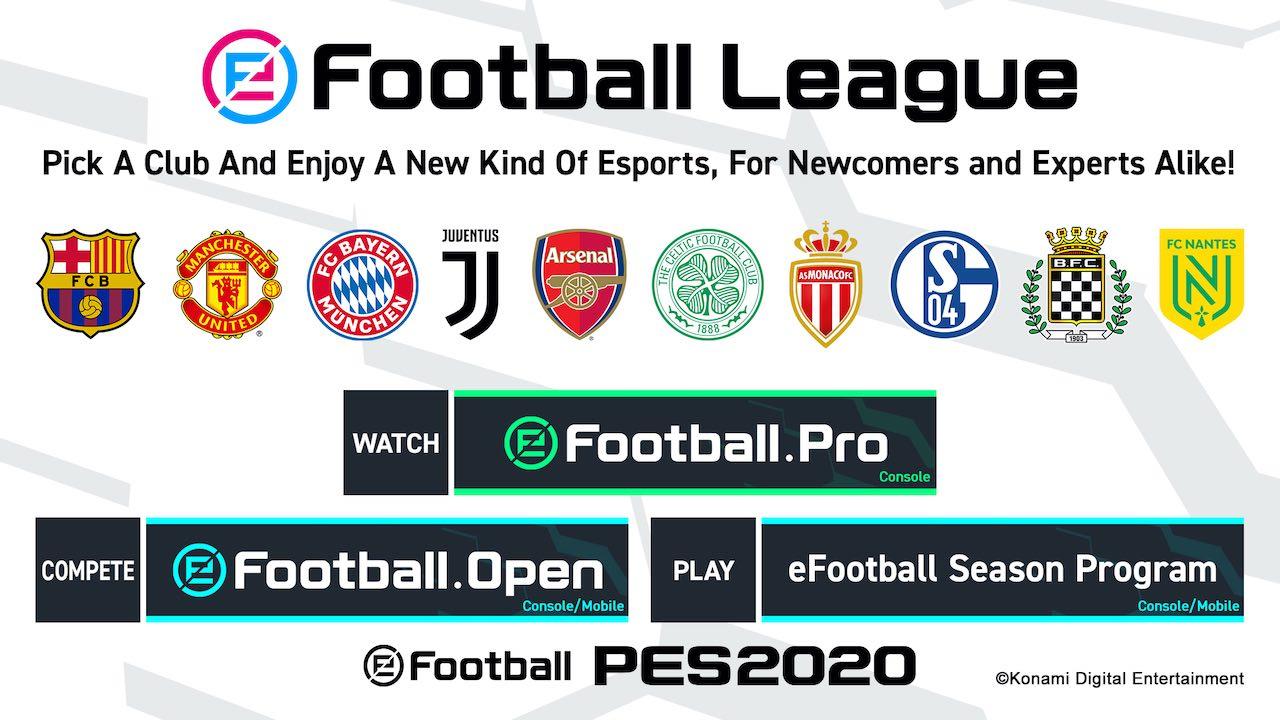 Konami eFootball.Pro