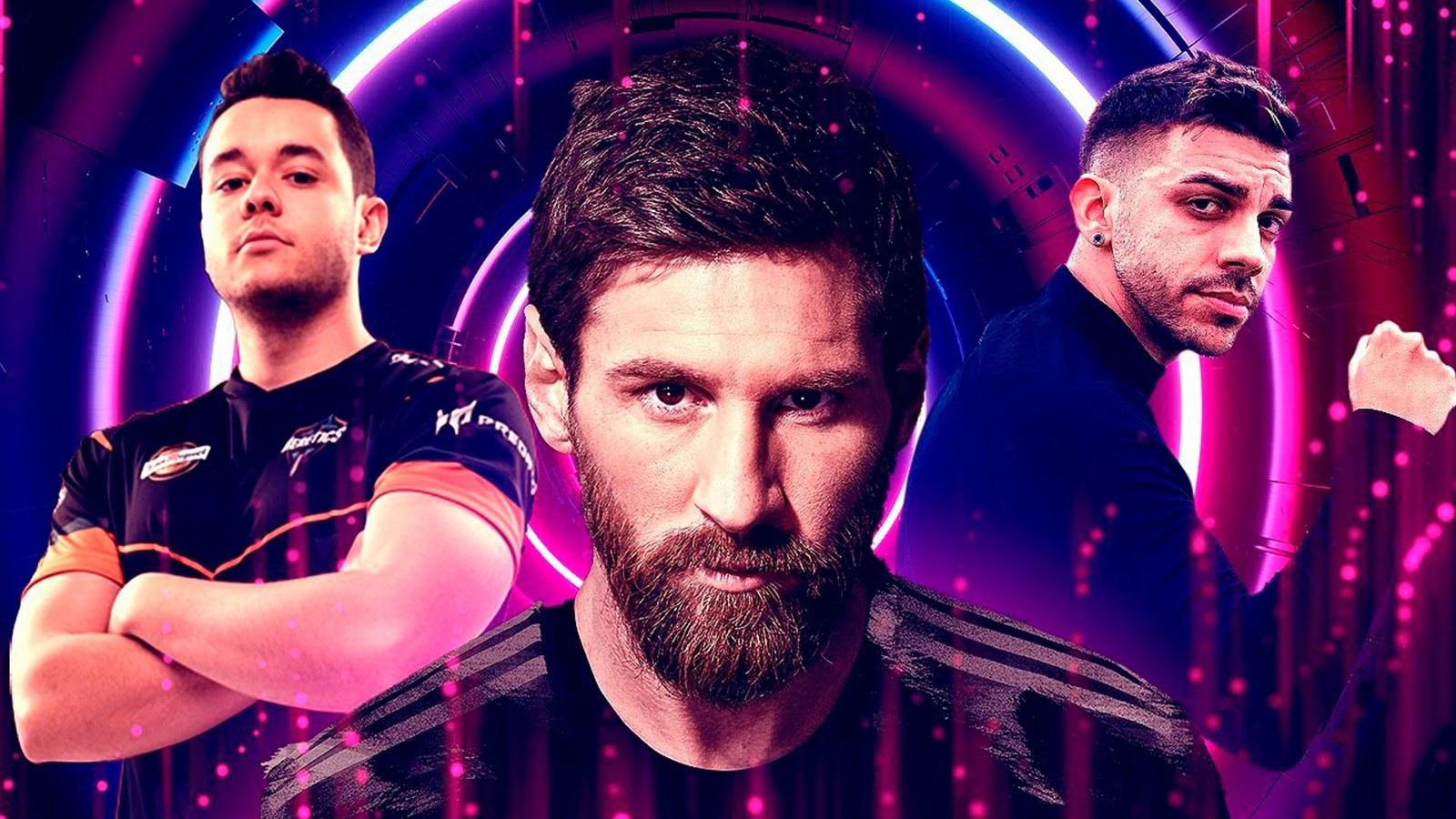 Triangular Leo Messi