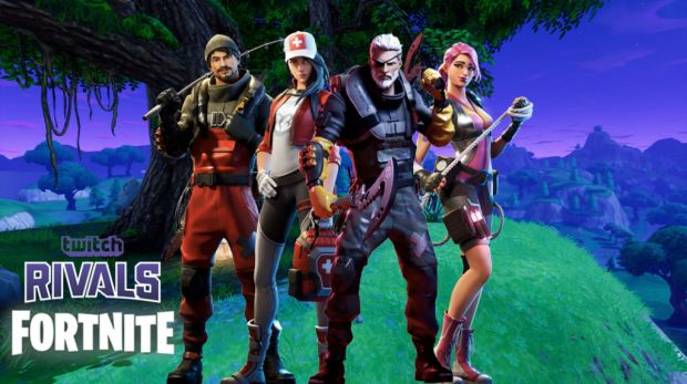 Twitch / Epic Games