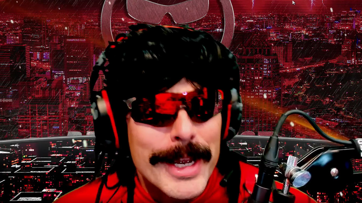 Dr Disrespect (Twitch)