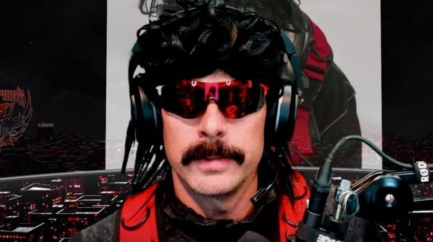 Dr Disrespect, Twitch