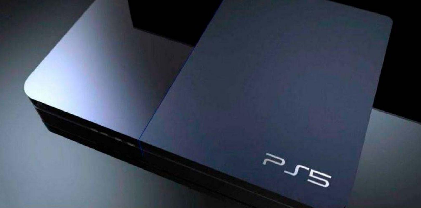 Prototipo de consola PS5.
