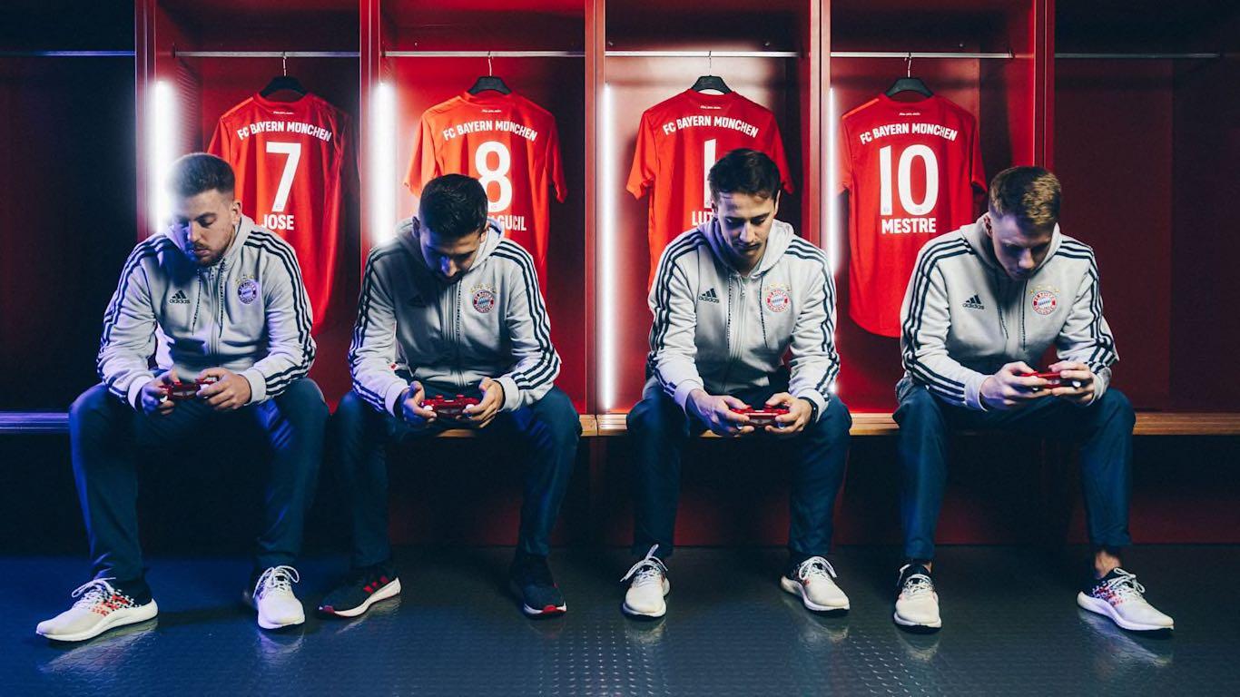 Konami/FC Bayern