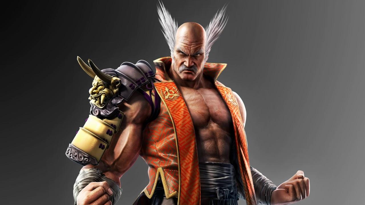 Heihachi como posible personaje en Super Smash Bros Ultimate