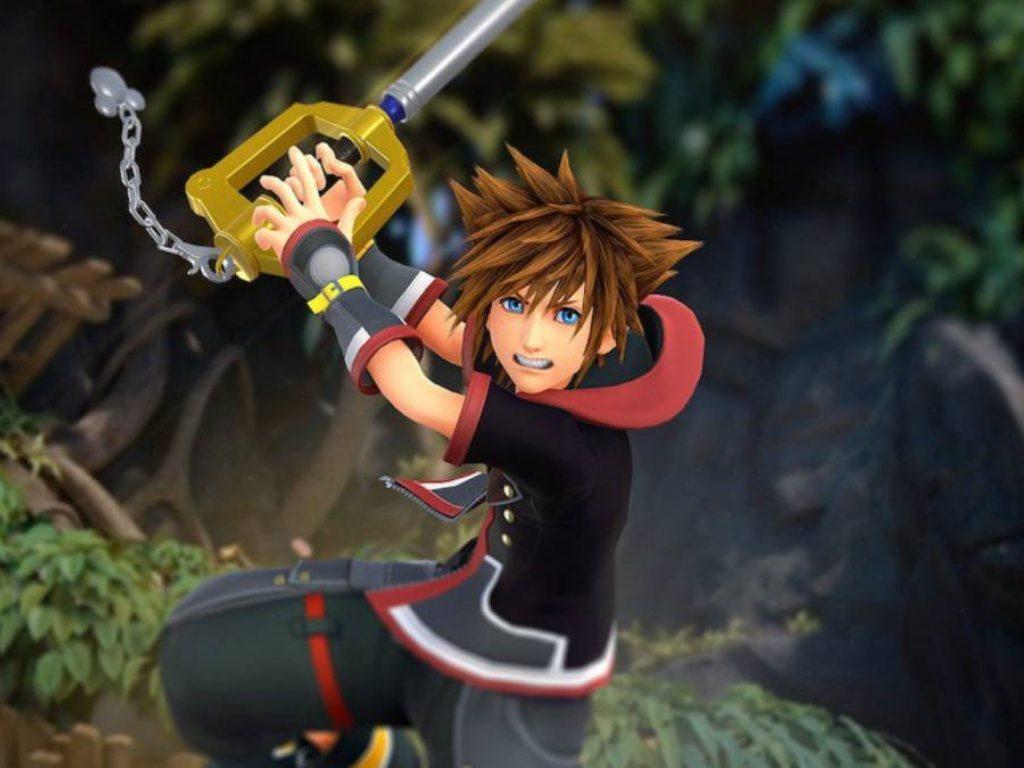 Sora como posible personaje en Super Smash Bros Ultimate