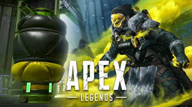 Apex Legends Caustic