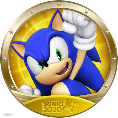 Icono de Sonic para el proyecto Sonic 2020.