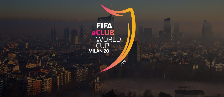 La FIFA eClub World Cup se jugará en Milán.