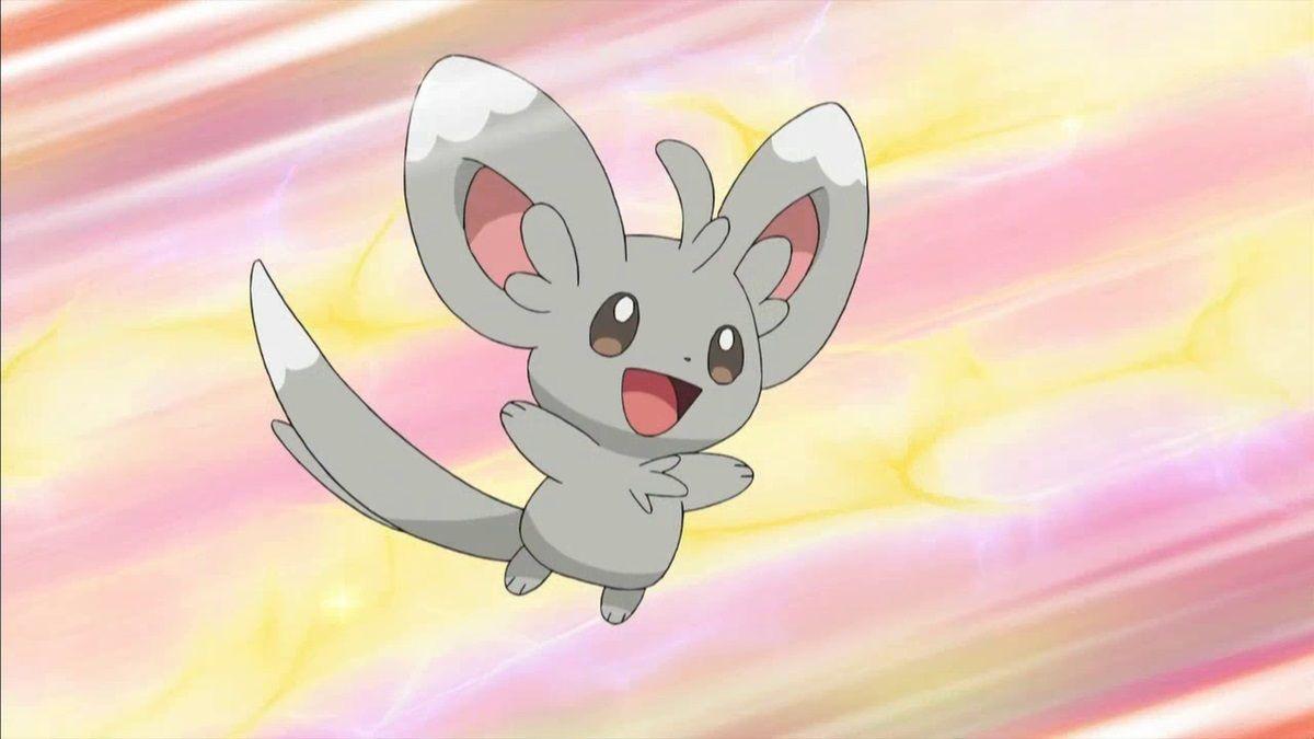 Minccino disponible en Pokémon GO
