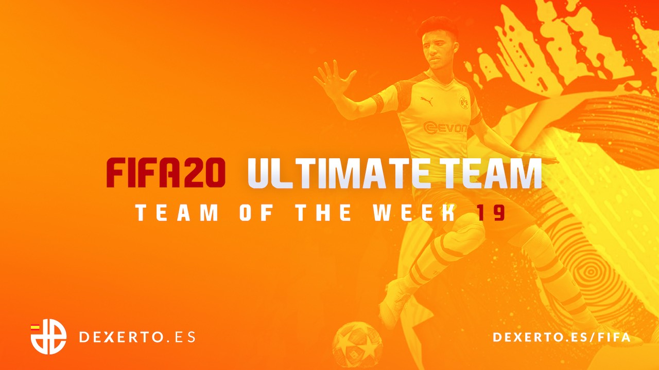 FIFA 20 TOTW 19 - Equipo de la semana