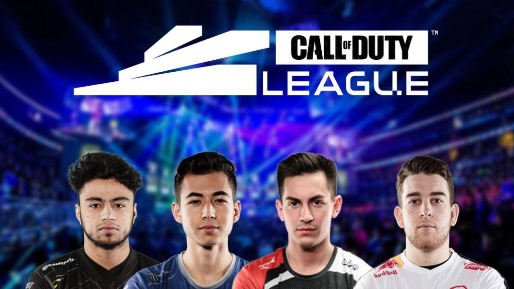 Call of Duty League resultados, calendario