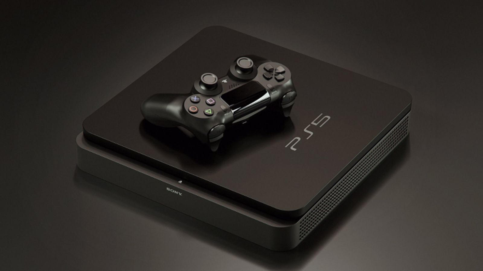 Posible render de PlayStation 5