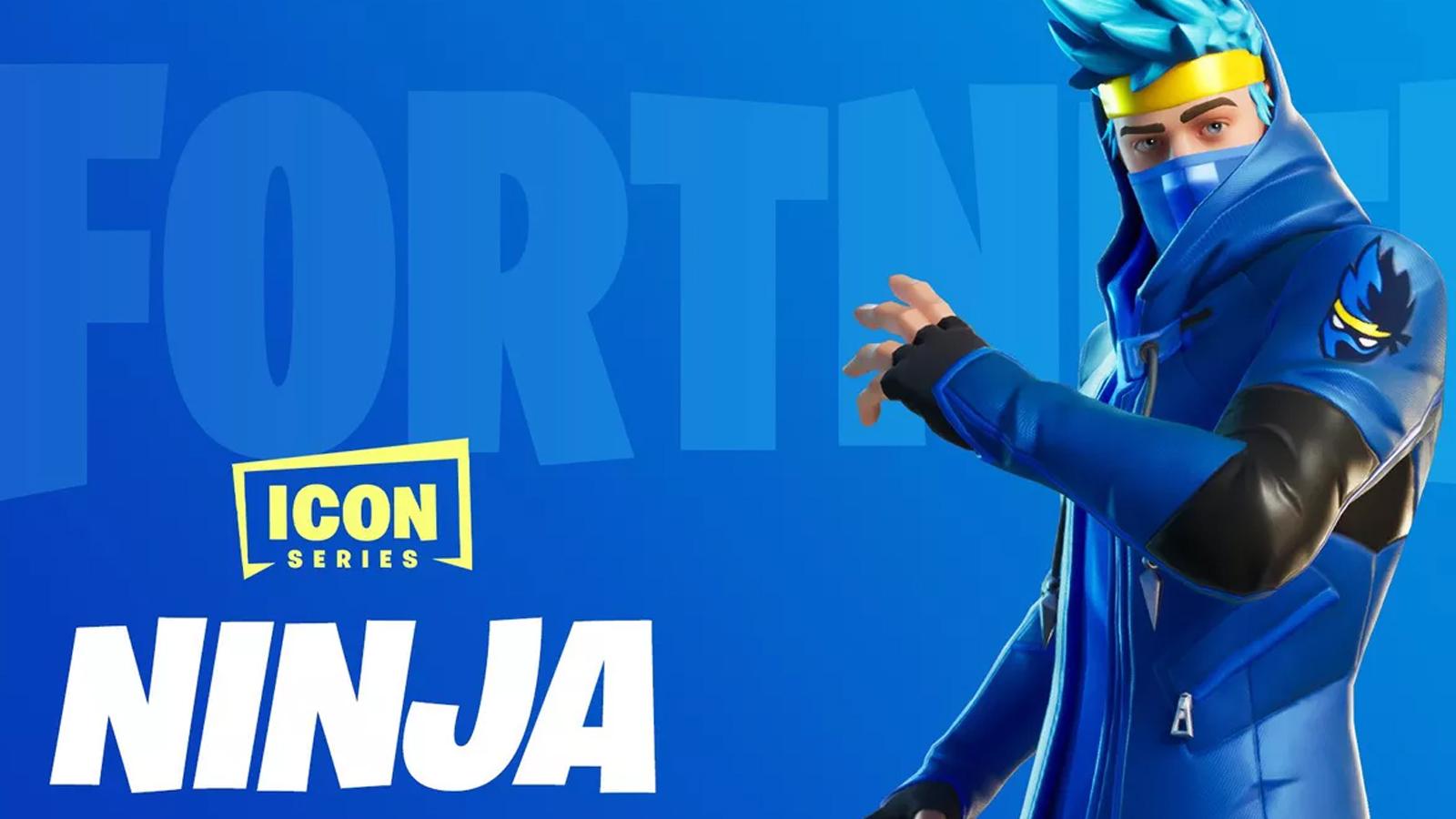 Skin de Ninja en Fortnite