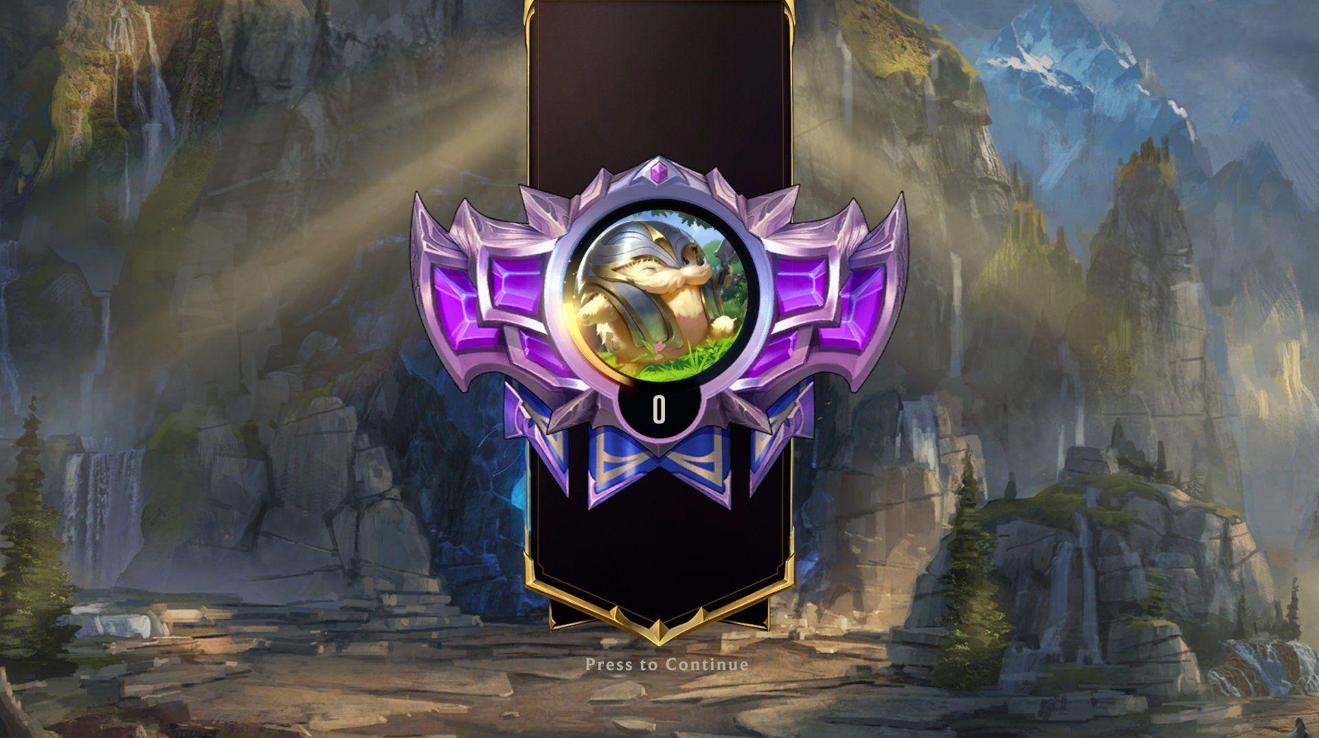 Maestro de Legends of Runeterra