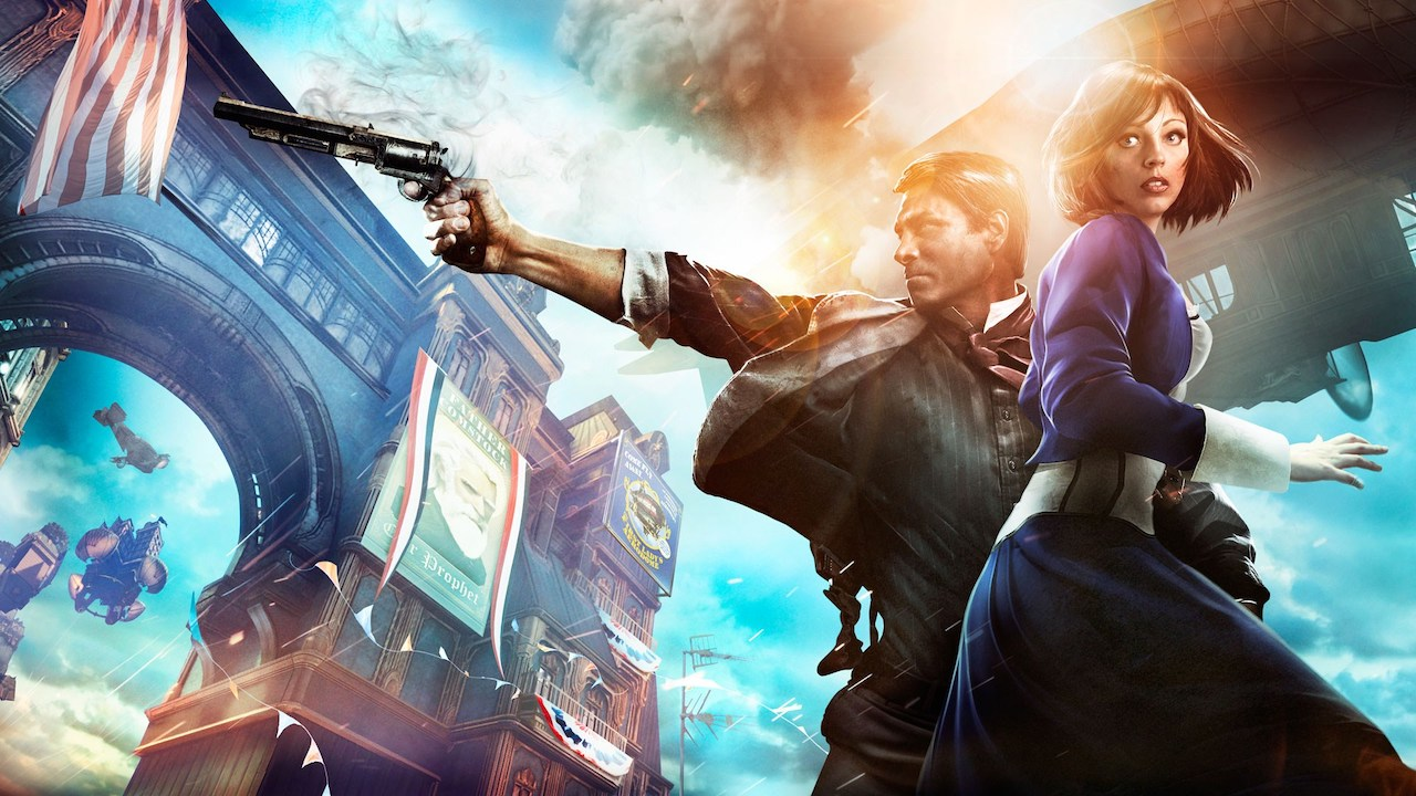 BioShock Infinite en PlayStation Plus febrero