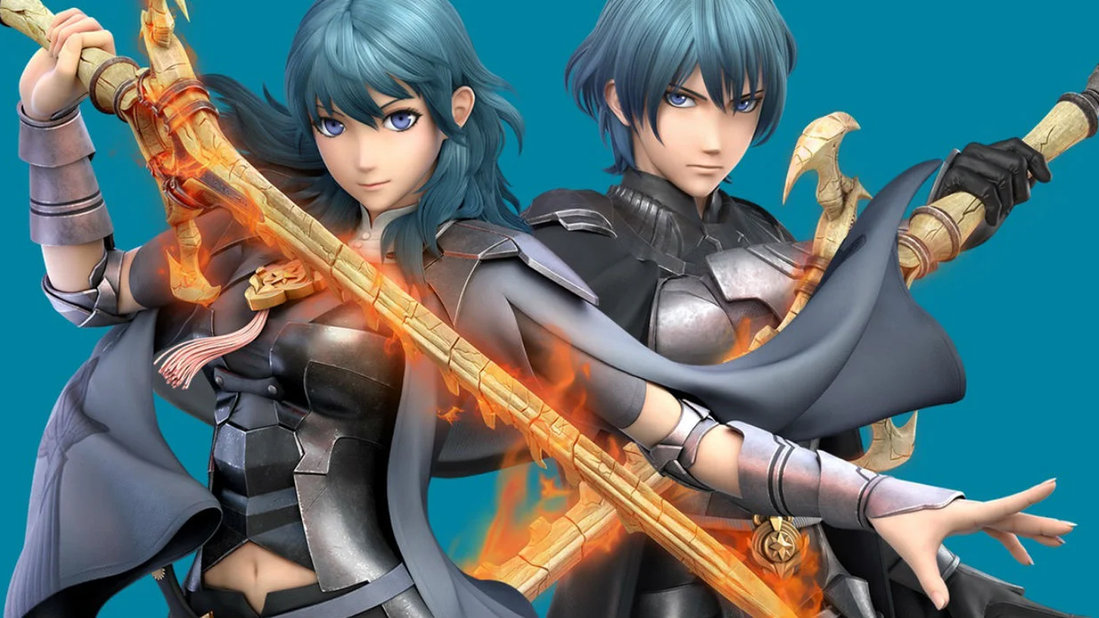 Byleth en Smash Bros Ultimate