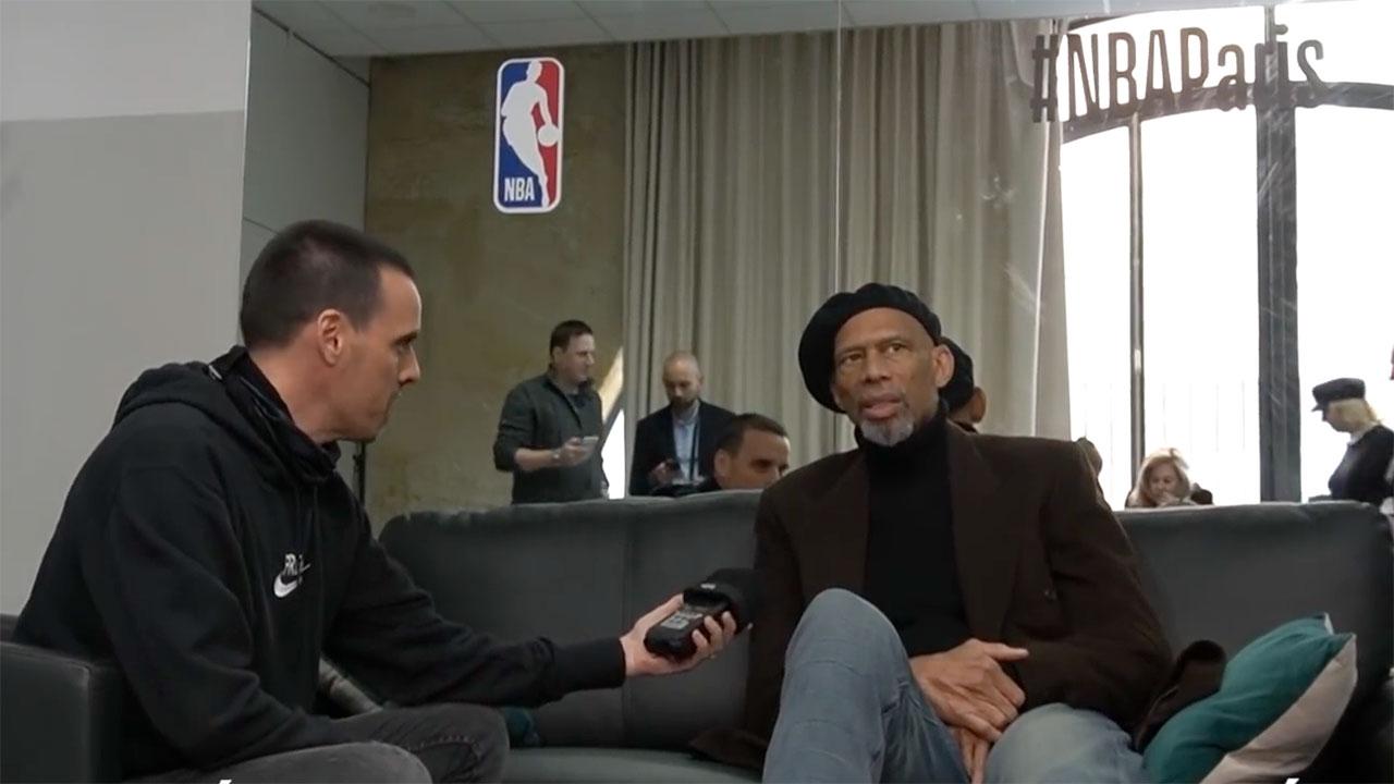 La Cancha NBA 2K Abdul-Jabbar