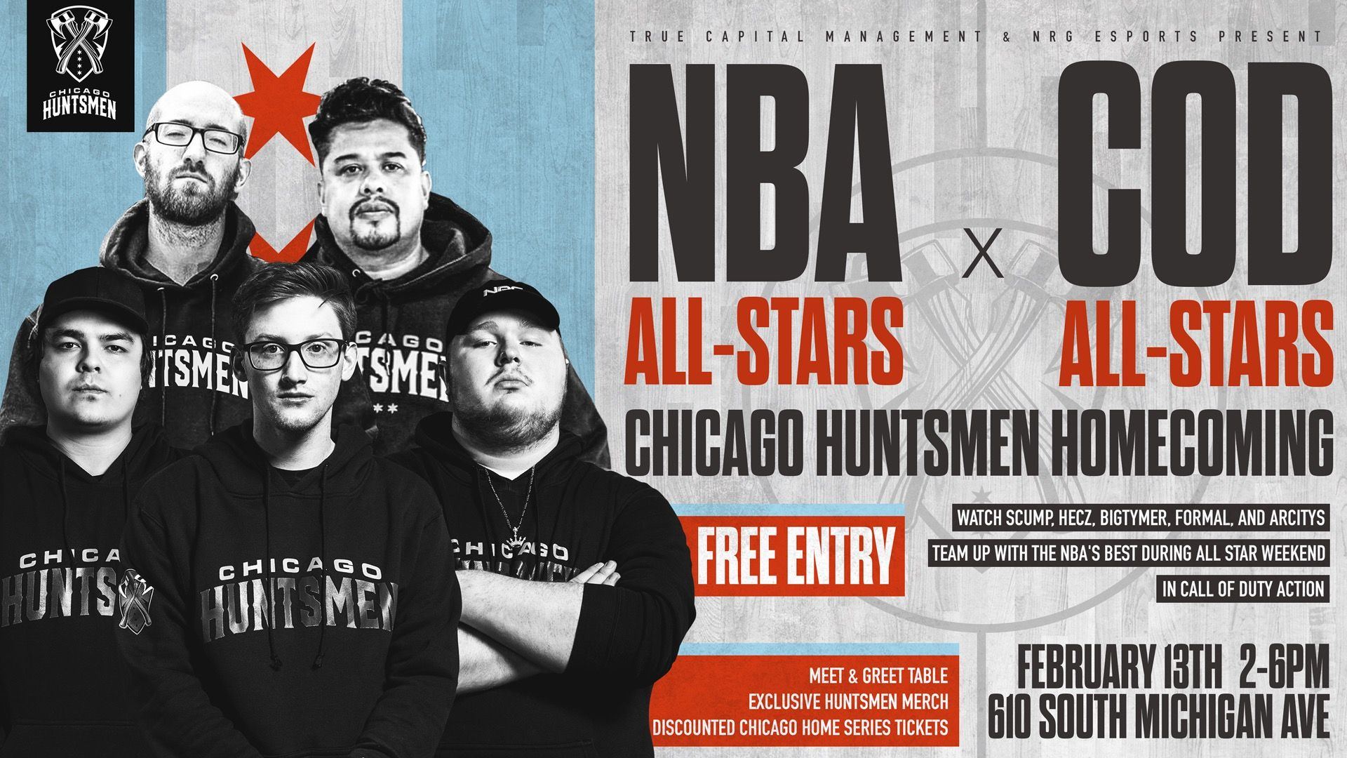 Chicago Huntsmen NBA