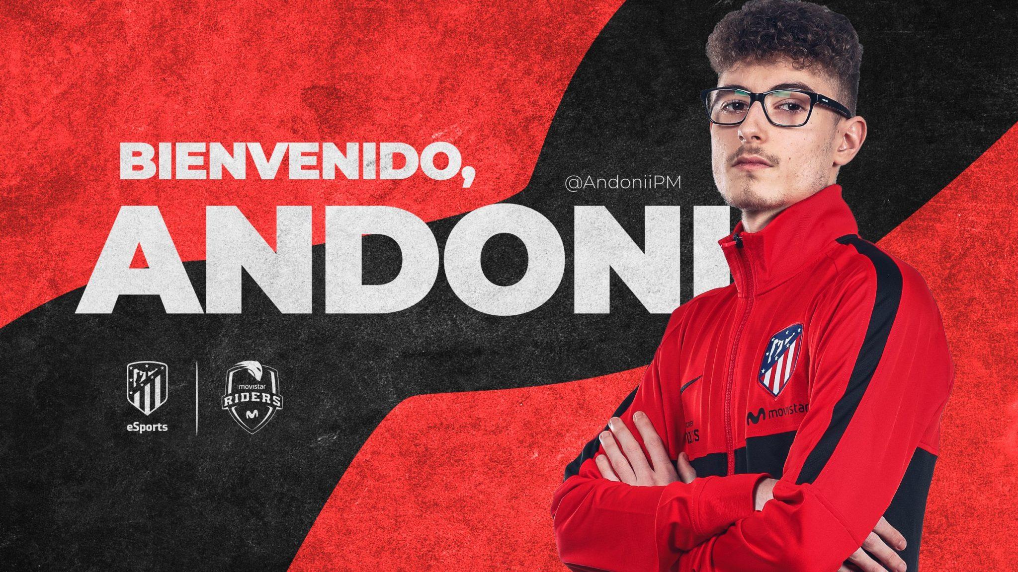 AndoniiPM Atleti Esports