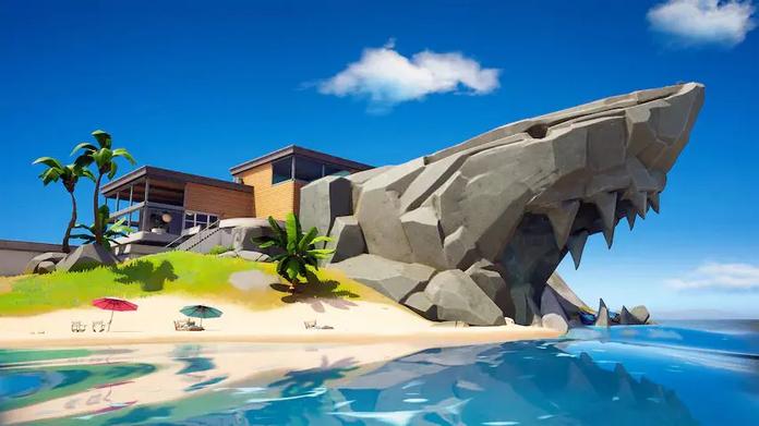 Capítulo 2 Isla del Tiburón Fortnite
