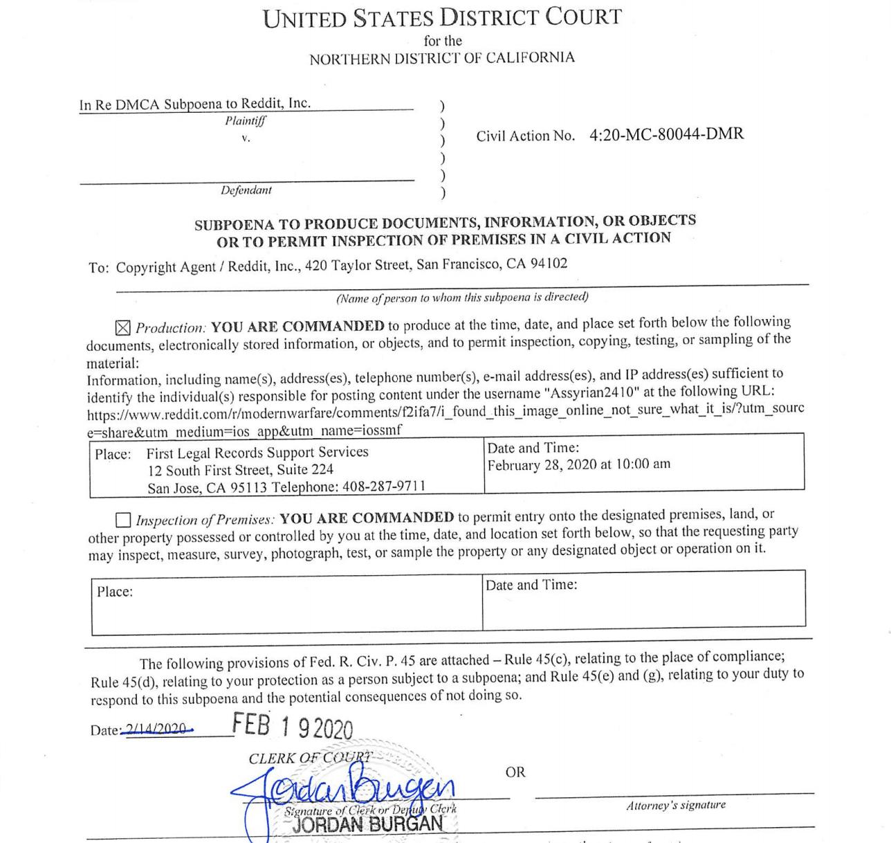 Activision acciones legales