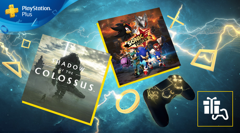 Marzo PlayStation Plus