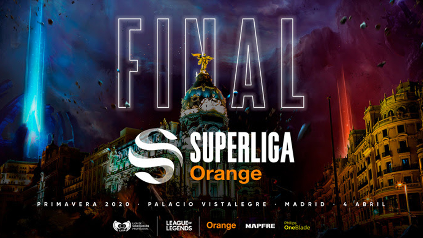 portada final superliga orange vistalegre
