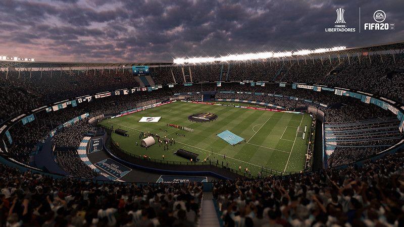 FIFA 20 actualización 12