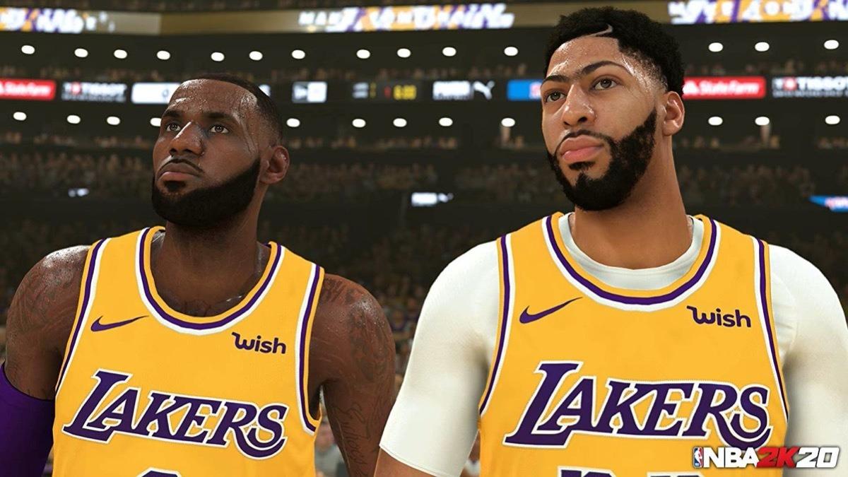 NBA 2K20 Xbox Game Pass