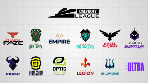 Clasificación Call of Duty League