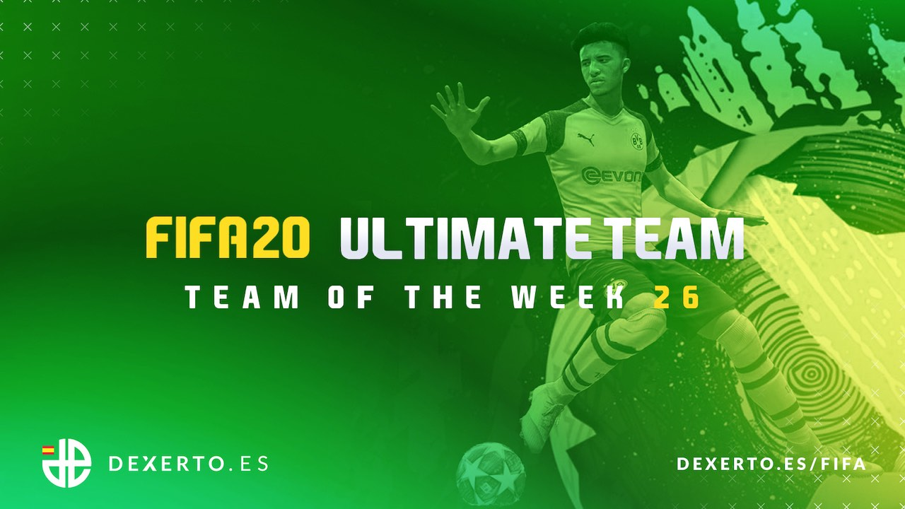 FIFA 20 TOTW 26