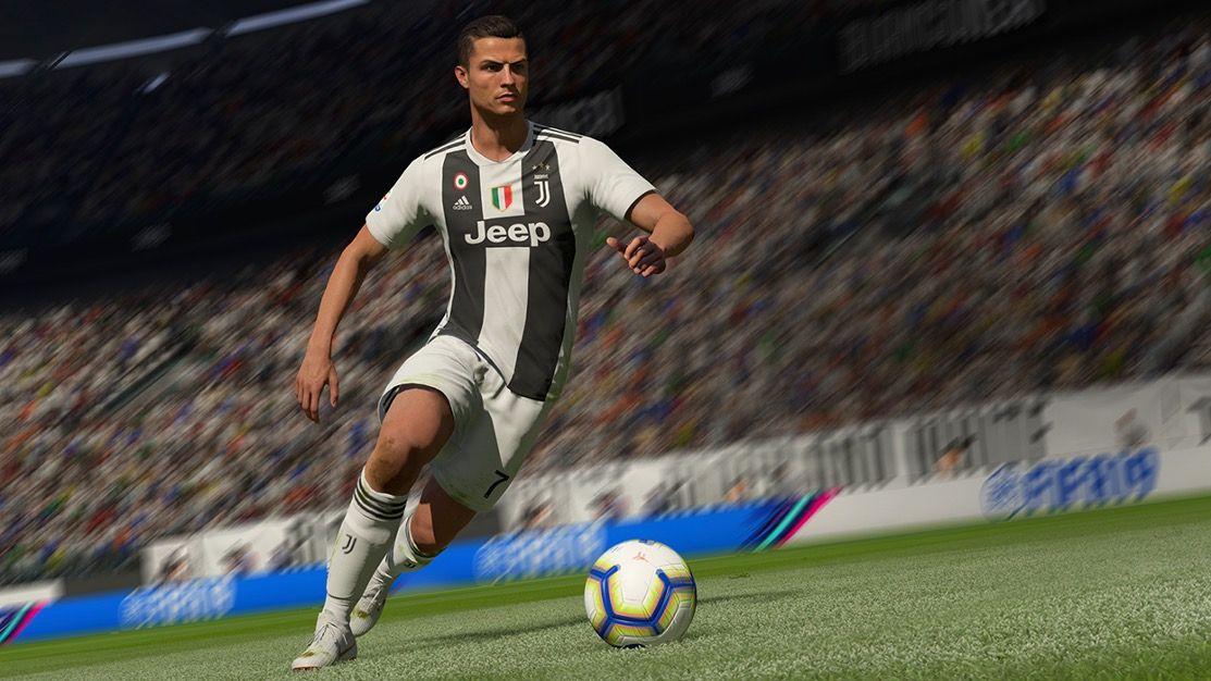 Cristiano Ronaldo en FIFA