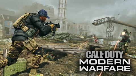 Operador de Modern Warfare