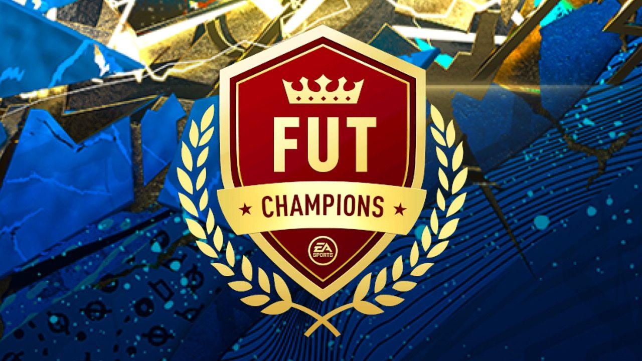 Logo Fut champions